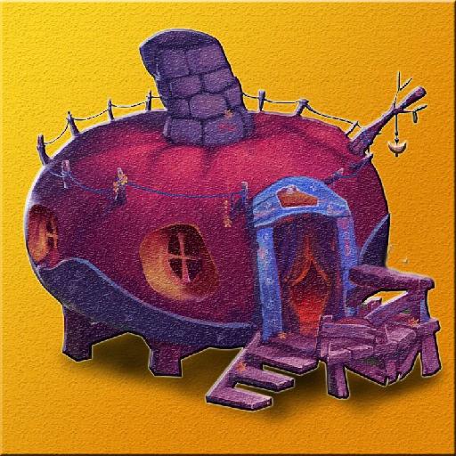Games2Jolly - Magic House Key Escape