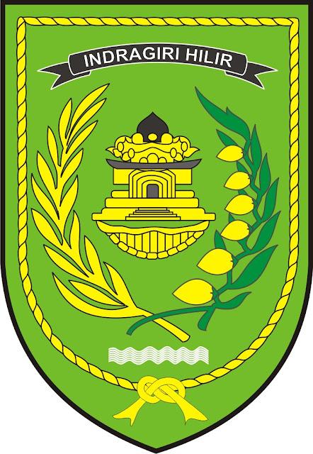 Logo | Lambang Kabupaten Indragiri Hilir