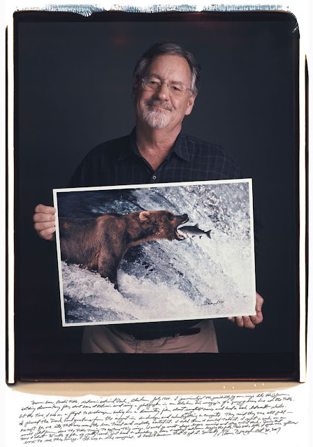 【影像故事】拍下那些經典的攝影師,究竟是誰? - Thomas Mangelsen - Brown Bear
