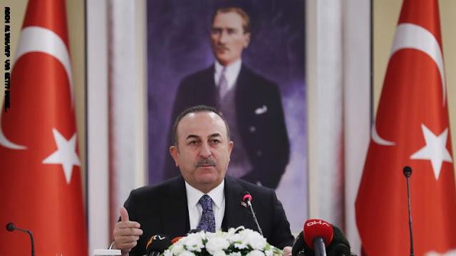 وزير خارجية تركيا للروس عن مشاركة الإمارات ومصر بمحادثات ليبيا: سيخربون الاتفاق