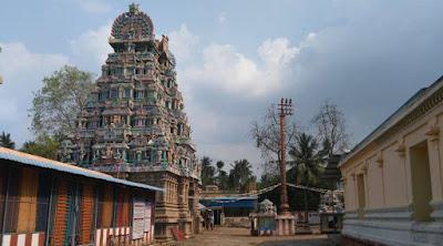 Kalyanasundaresar Temple Nallur Thanjavur