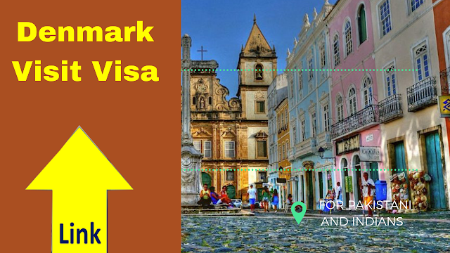 Denmark Visit Visa,How To Get Denmark Tourist Visa For Indians AND Pakistani