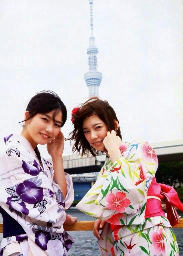 YOKOYAMA Yui, SHIMAZAKI Haruka