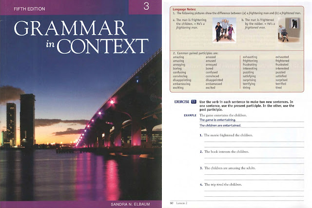 GRAMMAR IN CONTEXT: LEVEL 3