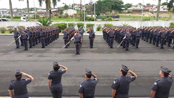 14º BPM/I FORMA 100 POLICIAIS MILITARES NO MÓDULO BÁSICO DO CURSO DE FORMAÇÃO DE SOLDADOS