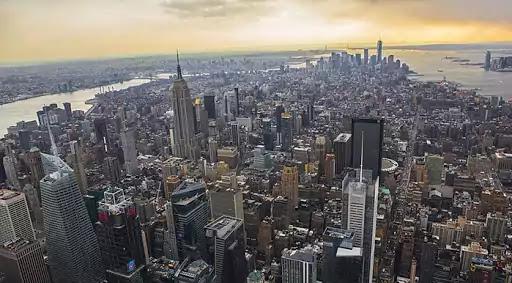 Manhattan New York City borough