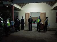 Kapolsek Sooko Polres Ponorogo Pimpin Pengamanan Kegiatan Pembekalan Siswa PSHT