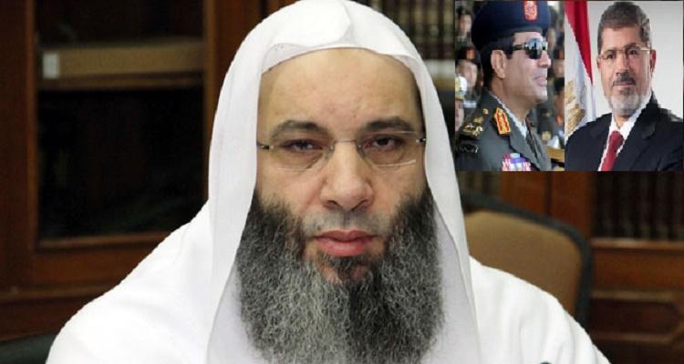 شقيق الشيخ محمد حسان يكشف عن مفاجأة كبرى من السيسي لمحمد مرسي