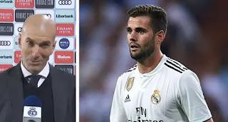 'What he's done doesn't surprise me': Zidane hails unsung hero Nacho