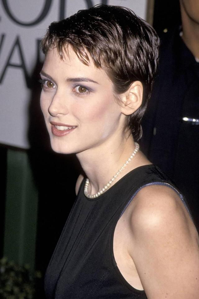 Let's take a look at this classic pixie short haircut