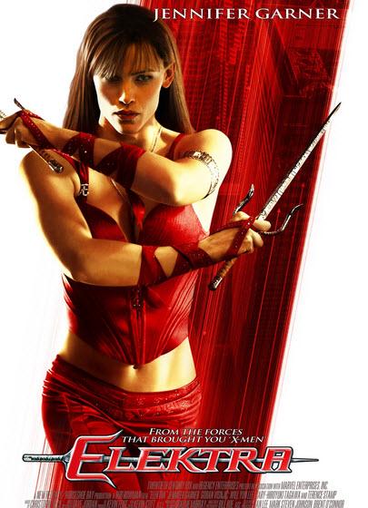 مشاهدة وتحمل فيلم الأثارة والأكشن والجريمة  Elektra 2005 مترجم