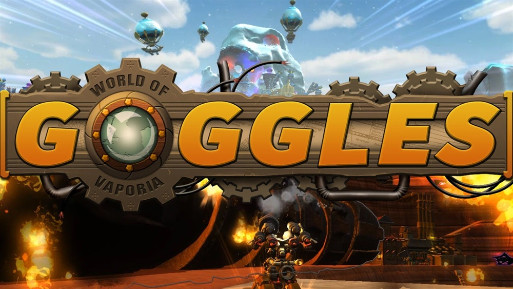 Goggles World of Vaporia Download Poster