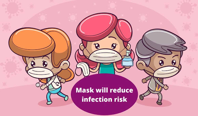 Will it be necessary to apply a mask even after the vaccine arrives