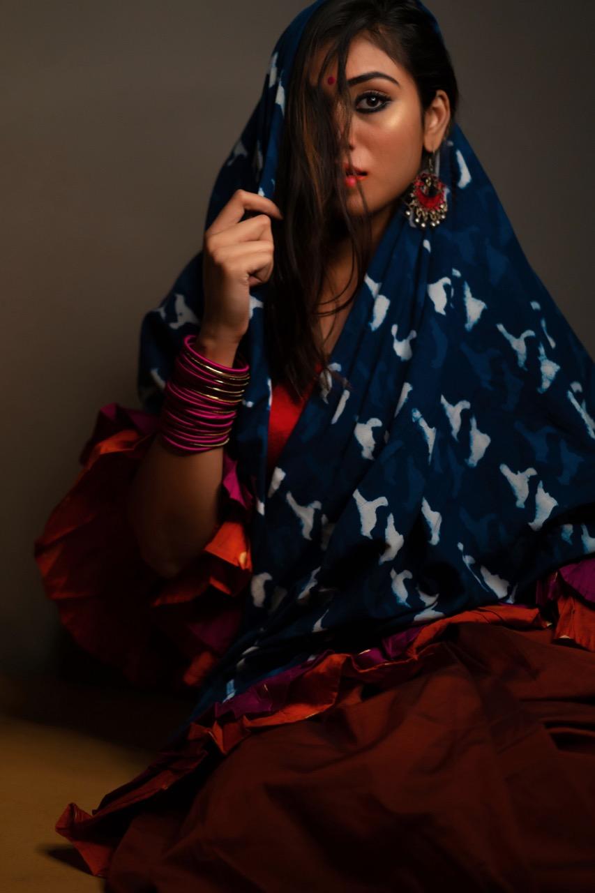 Indhuja Ravichandran latest photoshoot stills