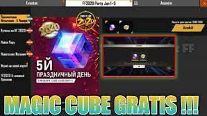 Cara Mendapatkan Magic Cube FF Gratis 2020