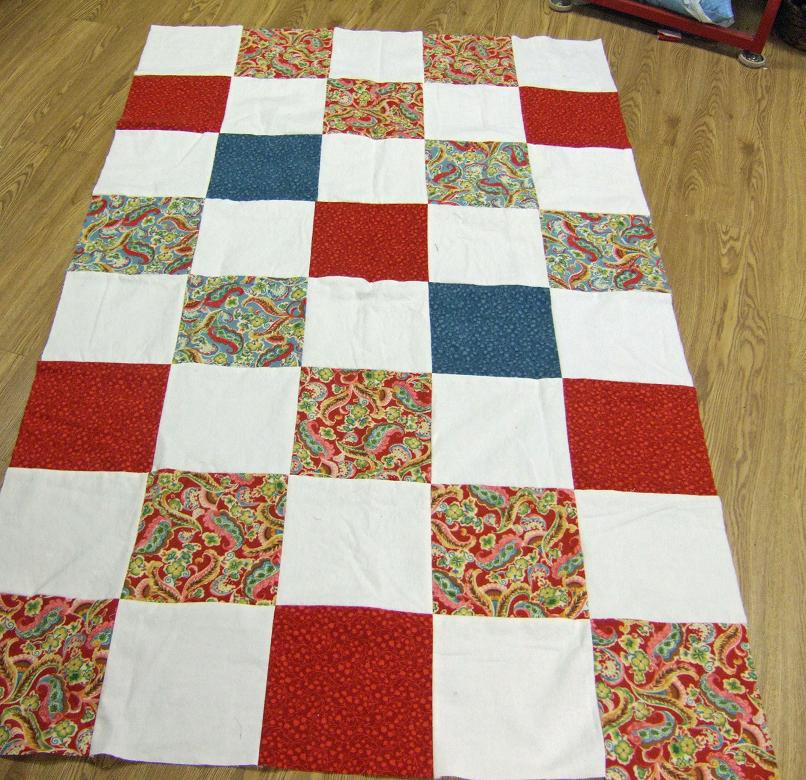 One More Quilt