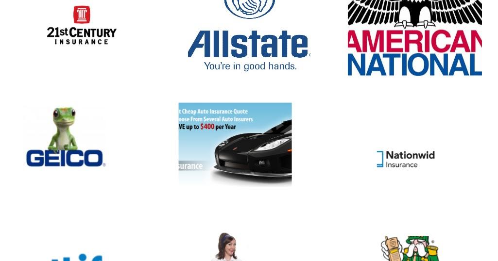 10 Best Car Insurance Companies in U.S. ~ CA Auto ...