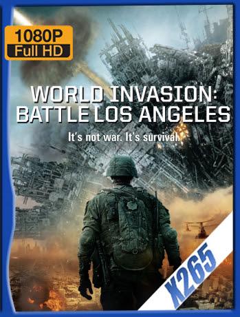 Invasión del Mundo: Batalla Los Ángeles (2011) BDRip 1080p x265 Latino [GoogleDrive] Ivan092