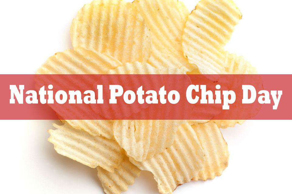 National Potato Chip Day Wishes for Instagram