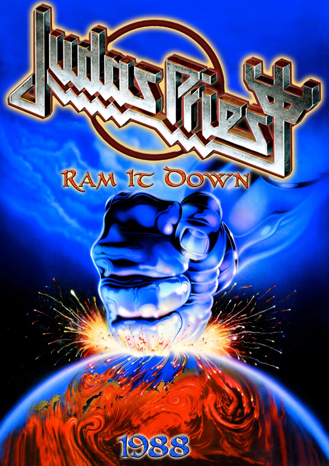 Metal Wallpaper Nash Judas Priest Ram It Down