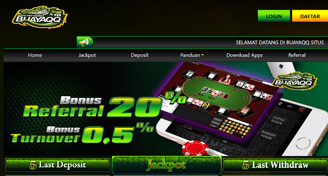 Agen Domino QQ Terpercaya Bagus Untuk Pemula