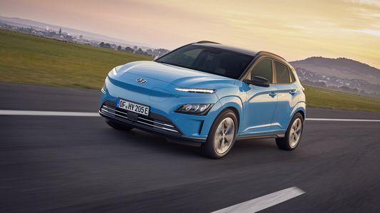 Mobil Listrik Hyundai Kona Electric 2021