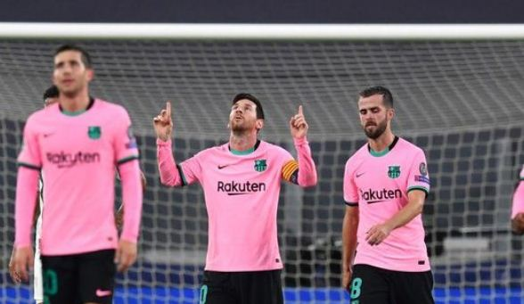 Juventus vs Barcelona 0–2 Highlights
