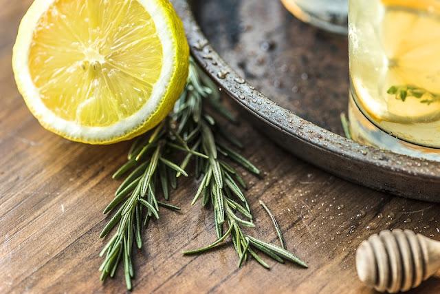 Campuran Jeruk Nipis + Madu + Sereh Minuman Sehat Pelancar Haid
