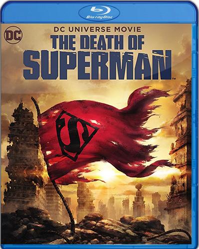 The Death of Superman [2018] [BD25] [Latino – Castellano]