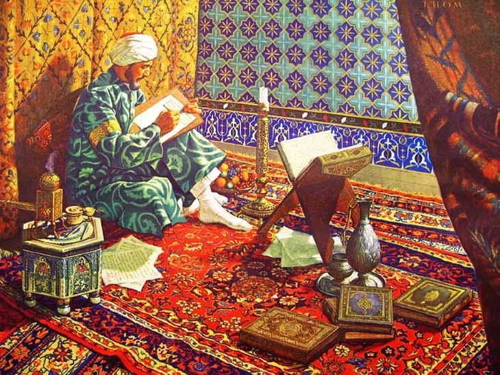 AY, Nisa suresi,din, islamiyet, Kur-an, Hz Muhammed, Cihad ayeti,İbn-i Ümmi Mektum,Allah ayet gönderirken nasıl unutur?,95.ayet, Kur-an ayetleri nasıl yazılıyordu?, Kur-an'a eklenen ayetler, Allah unutur mu?
