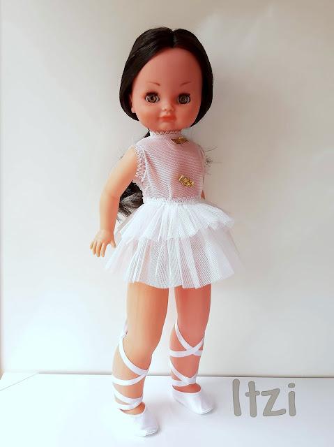 Bambinela de Esvi, Muñeca Bambinela de la casa Esvi, Bambinela Ballet