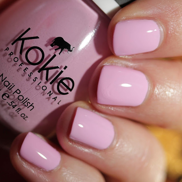 Kokie Cosmetics I Want Candy swatch by Streets Ahead Style
