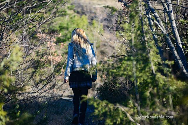 trekking Marradi - Dom z Kamienia