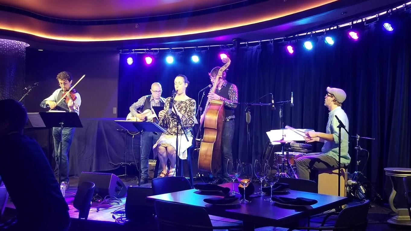 Blue LLama jazz club, Ann Arbor