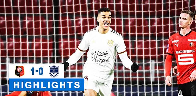 Rennes vs Bordeaux – Highlights