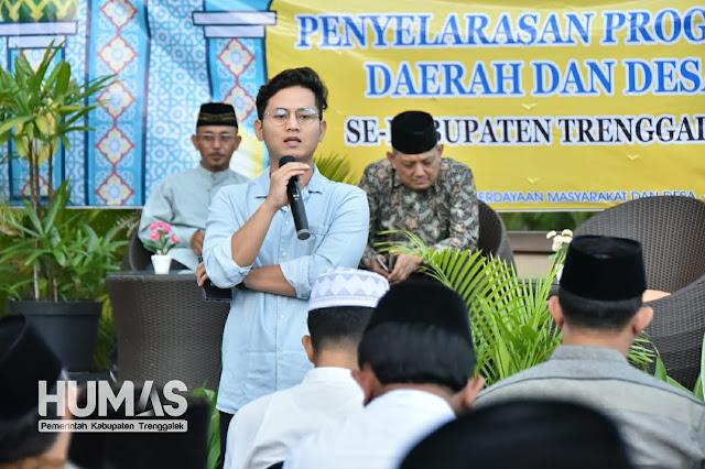 Gus Ipin Minta 5 Prioritas Kabupaten Jadi Prioritas Desa