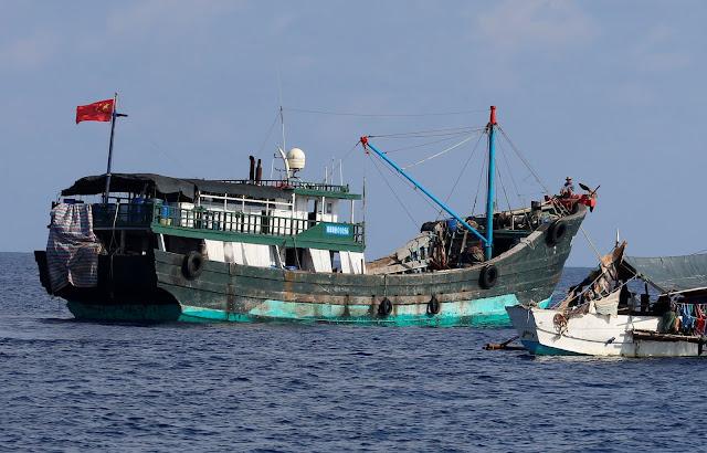 giết hại ngư dân