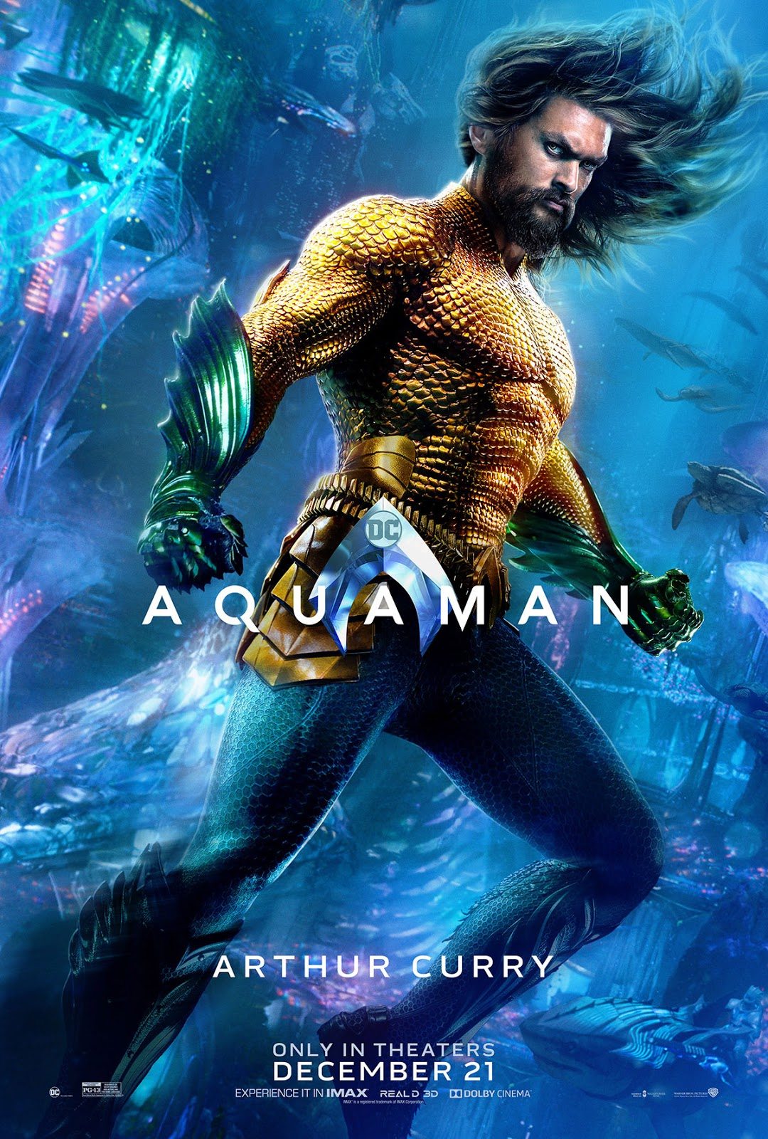 AQUAMAN (2018) TAMIL DUBBED HD