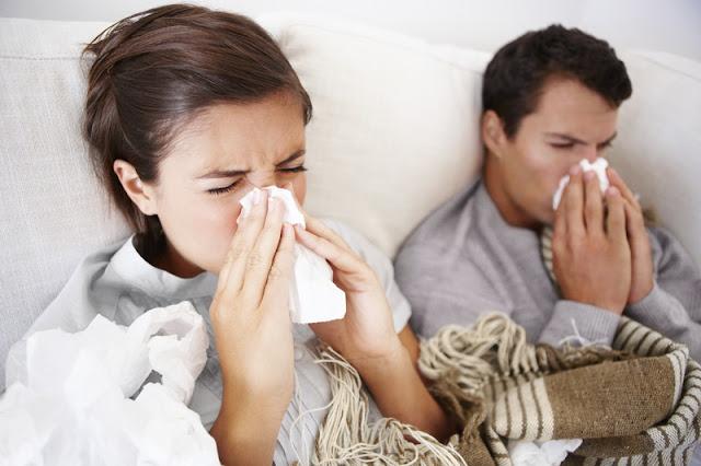 Cara Agar Tidak Tertular Flu Saat Puasa