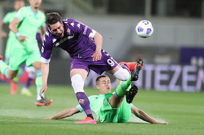 ملخص واهداف مباراة فيورنتينا ولاتسيو (2-0) الدوري الايطالي