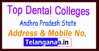 Top Dental Colleges in Andhra Pradesh
