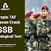 Sample TAT Response: Crack SSB Psychological Test