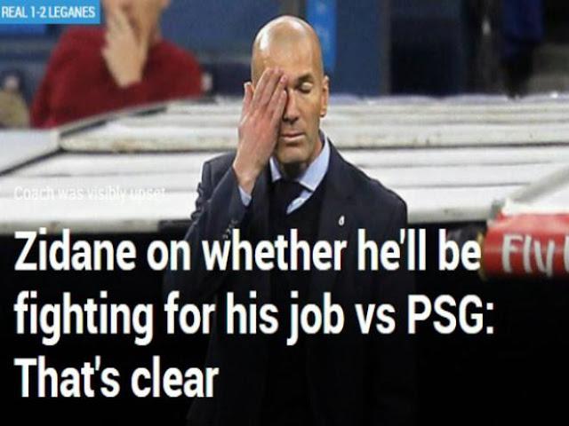 "Real bị loại sốc: Triệu fan đòi ""trảm"" Zidane, thúc mua Harry Kane 1"