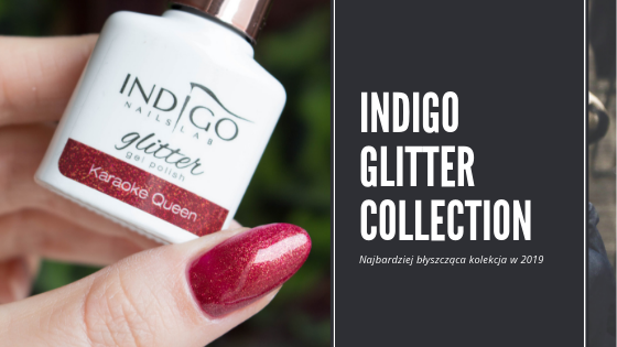 Indigo Glitter Collection