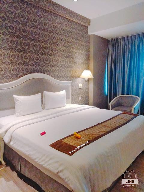 Staycation di hotel Le Polonia Medan