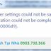 Sửa lỗi không Share được máy in 0x000006d9