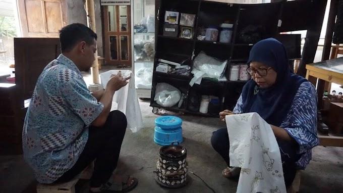 Kompor Gratis di Program Batik Merdeka Astoetik