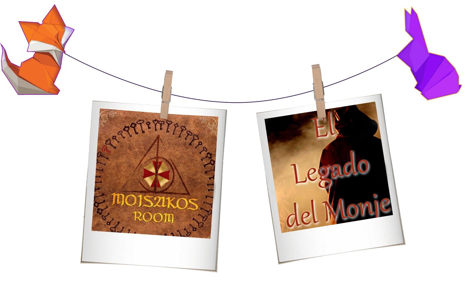 "Moisakos Room ""El Legado del Monje"" (Cádiz)"