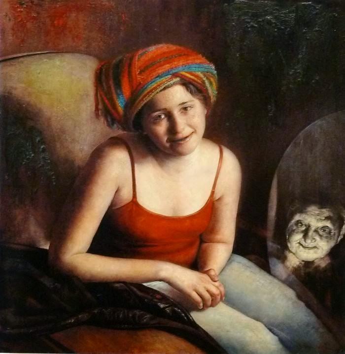 Турецкий художник. Eser Afacan