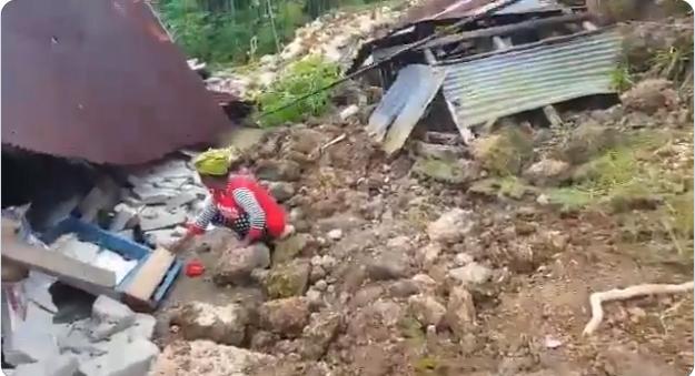 Tanah Bergerak Atau Likuifaksi Juga Terjadi Saat Gempa Ambon